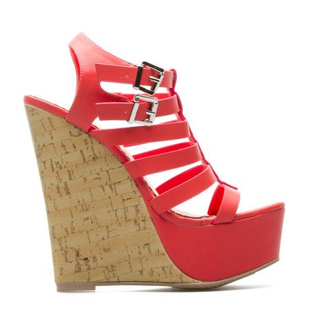 Women's Wedge Shoes, Platform Shoes, Black Wedge High Heels, Wedge ...