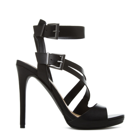 Dress Sandals, Black Heels, Women's Sandals, Black Strappy Heels ...