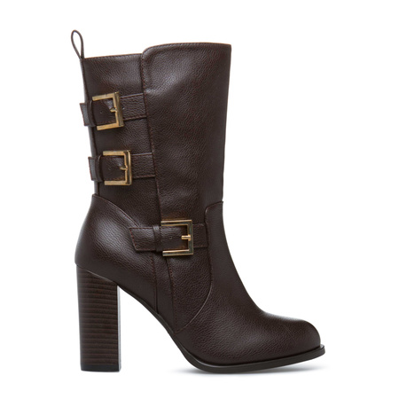 Black Ankle Boots, Women's Booties, Cowboy Boots, High Heeled ...