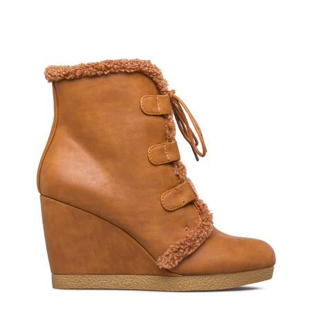 wedge booties lace up boots wedge boots ankle boots