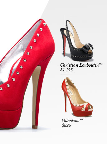Splurge vs. Steal: A Must-Have Spiked Heel - Shop Now